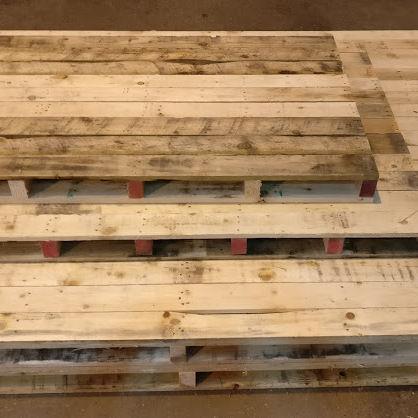 Bespoke Wooden Pallets