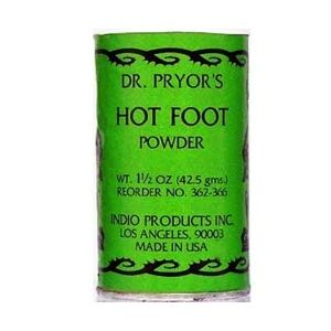 Hot Foot Incense Powder
