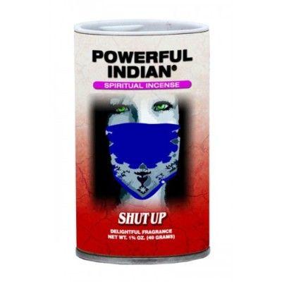 Shut Up Incense Powder