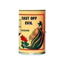 Cast Off Evil Incense Powder