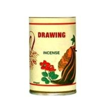 Drawing Incense Powder