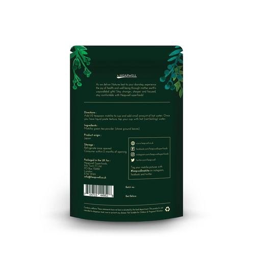 Matcha Green Tea Powder Premium Japanese 50g