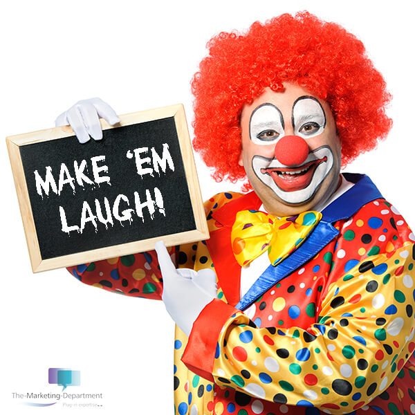 Are You Clowning Around With Content Marketing?