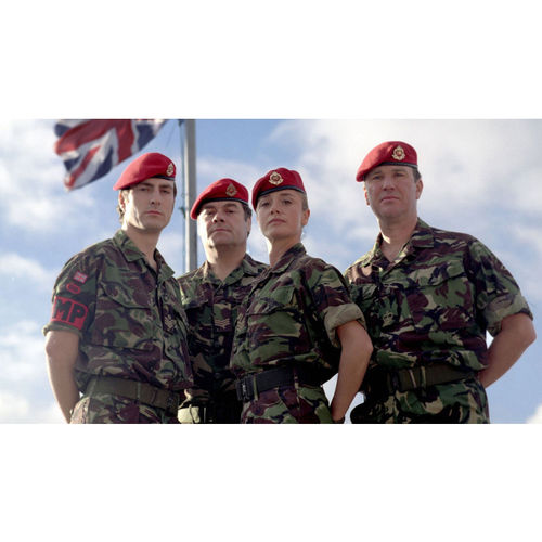 Red Cap BBC TV Series 1 and 2 (2003/4) + Pilot