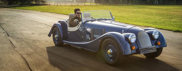Two new Morgans announced at the Geneva Motorshow.
