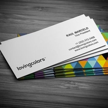 Mini Business Cards