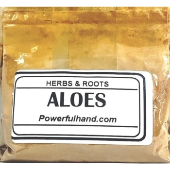 Aloes Powder Herb