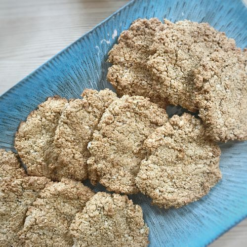 Coconut Crumble Cookies