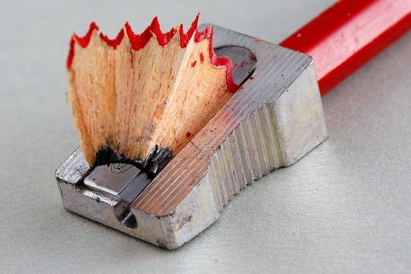 I'm sharpening my Pencils!