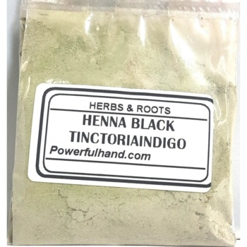 Black Henna Powder