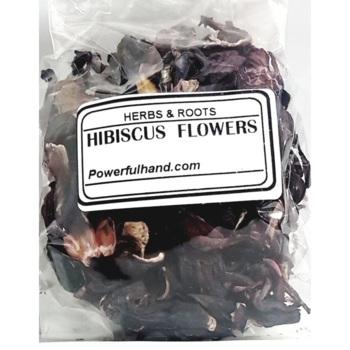 Hibiscus Flowers Herb