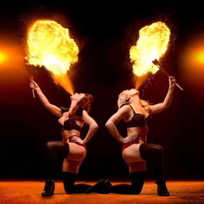 Fire Performers Artists Breathing Poi Entertainment Events UK