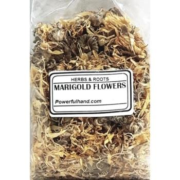 Marigold Flowers Herb