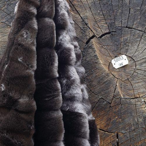 Fur throw - Grizzli