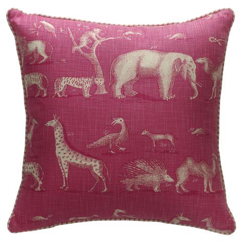Kingdom cushion Paradise Pink