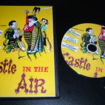 castle in the air 1954 dvd margaret rutherford