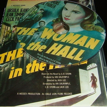 the woman in the hall 1947 dvd jean simmons