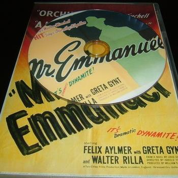 mr emmanuel 1944 dvd felix aylmer