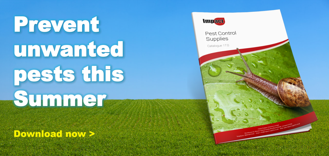Impact Pest Control Supplies - Download Catalogue Now!