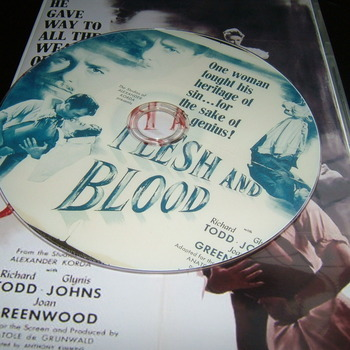 flesh and blood 1951 dvd richard todd glynis johns