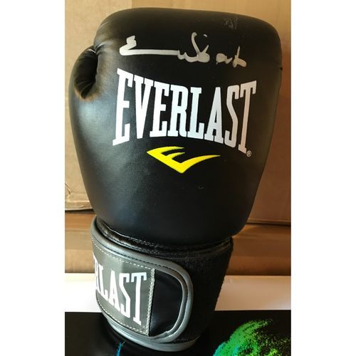 Chris Eubank Signed Glove