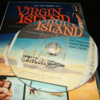 virgin island 1959 dvd john cassavetes