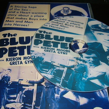 the blue peter 1955 dvd kieron moore greta gynt