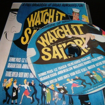 watch it sailor 1961 dvd dennis price liz frazer