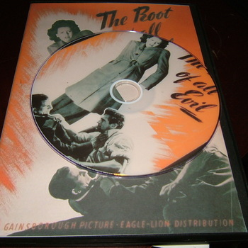 the root of all evil 1947 dvd phyllis calvert michael rennie