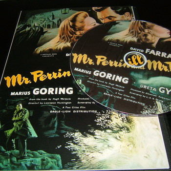 mr perrin and mr traill 1948 dvd david farrar greta gynt