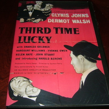 third time lucky 1949 dvd glynis johns dermot walsh