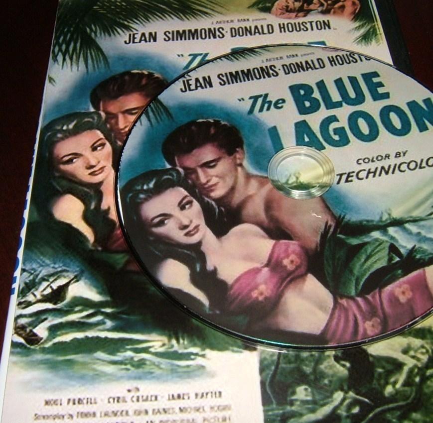 The Blue Lagoon (1949 film) the blue lagoon 1949 dvd jean simmons Narkover
