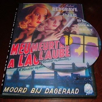 a window in london 1940 dvd