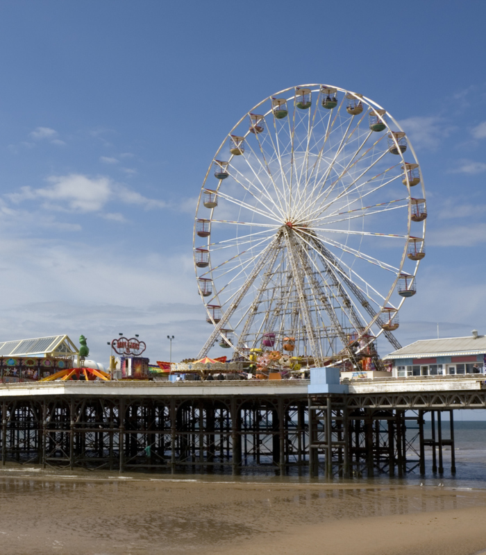 Blackpool Attractions Cavendish Hotel B and B