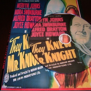 they knew mr knight 1946 dvd  mervyn johns