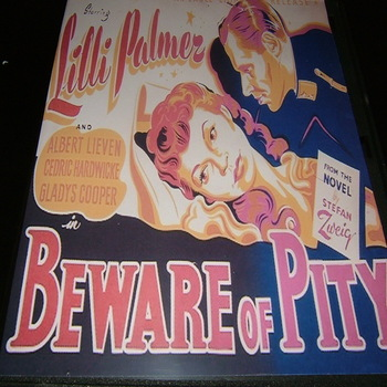 beware of pity 1946 dvd lilli palmer