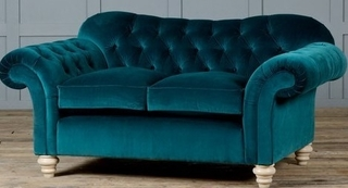 How cleanable is your velvet sofa?