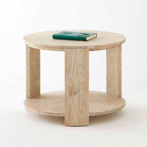 Tribeca 2-tier side table