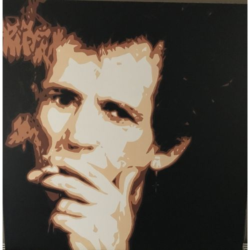 Limited Edition Keith Richards Print