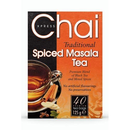 Spiced Masala Tea by Chai Xpress