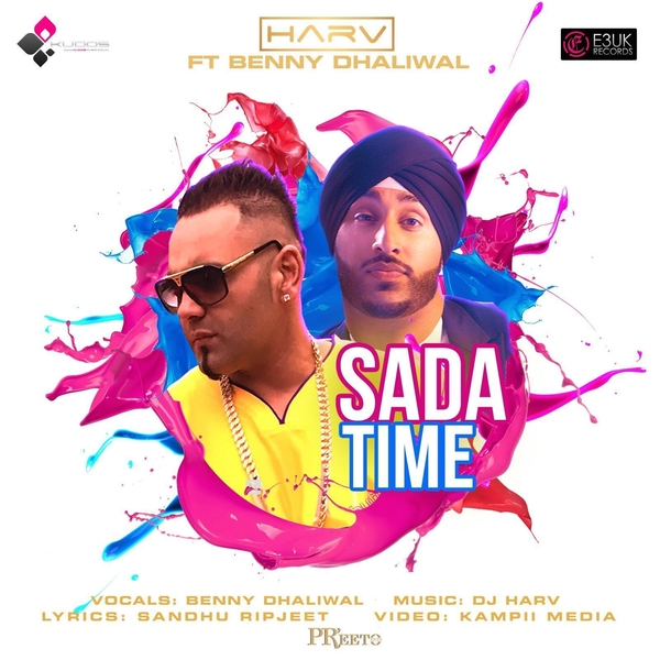 "DJ Harv To Release New Single ""Sada Time"" With Benny Dhaliwal"