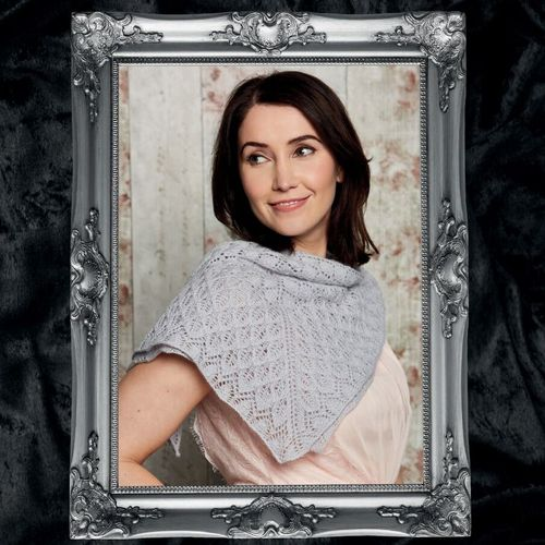 Exquisite Shawlette (WYS Exquisite Lace)