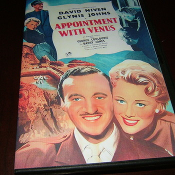 appointment with venus 1951 dvd david niven glynis johns