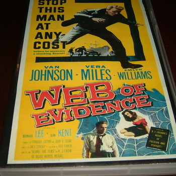 beyond this place 1959 dvd van johnson