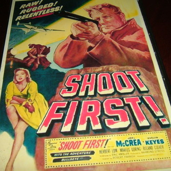 rough shoot 1953 dvd joel mccrea ronald culver