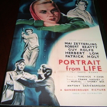 portrait from life 1948 dvd mai zetterling guy rolfe