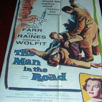 the man in the road 1956 dvd derek farr