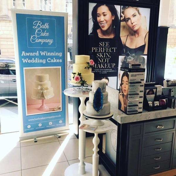 Wedding/ Bridal Event at Jollys Bath