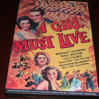 a girl must live 1939 dvd margaret lockwood