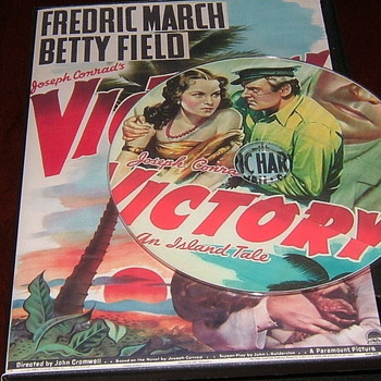 victory 1940 dvd  frederic march